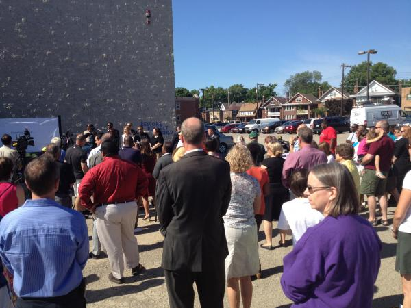 Kennedy Heights Cultural Art Center Design Unveiling
