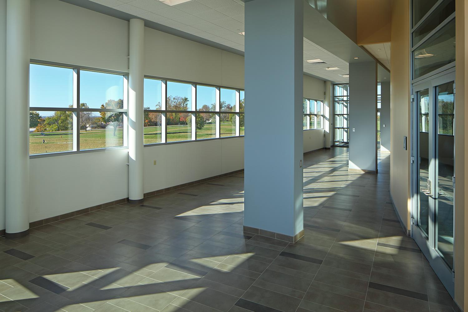 WPAFB Information Technology Complex