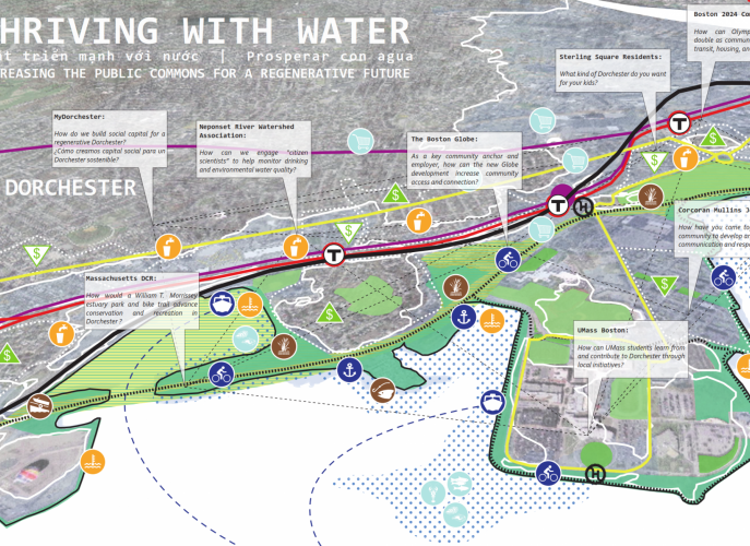 Boston Living with Water Design Competition