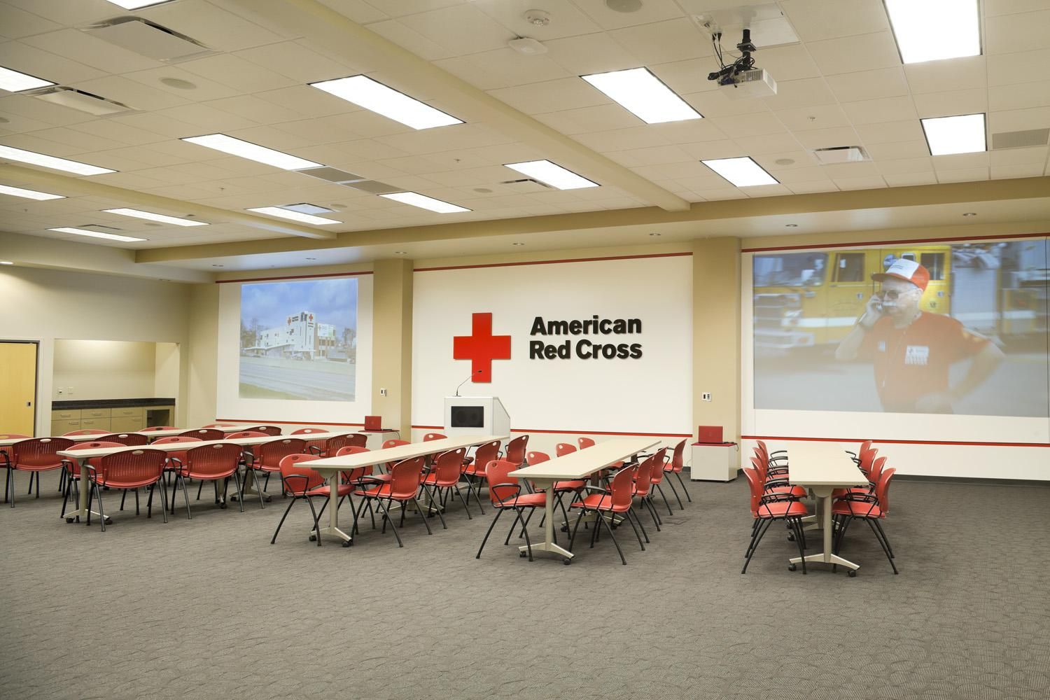 American Red Cross Cincinnati Regional Headquarters